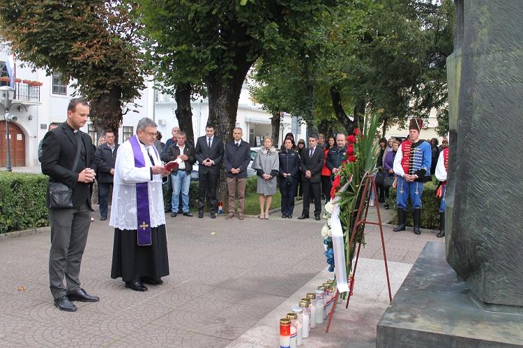 Photo of U Gospiću obilježen Dan neovisnosti