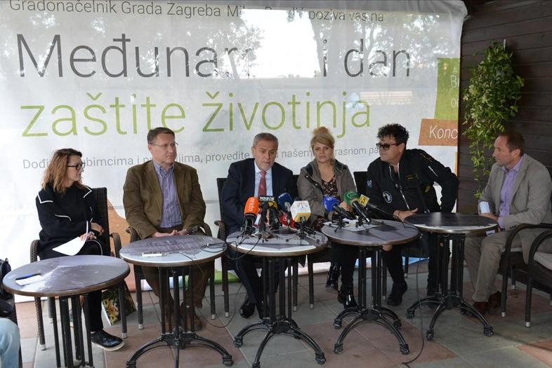 Photo of Međunarodni dan zaštite životinja organizira Grad Zagreb i Milan Bandić – u nedjelju!