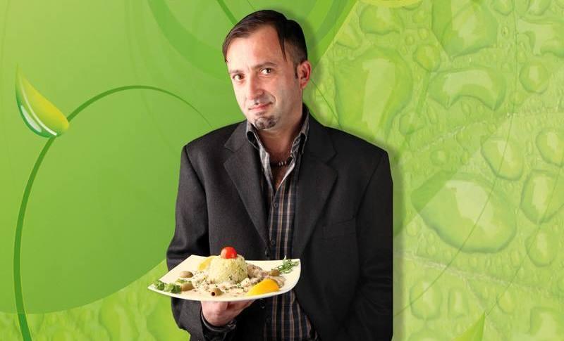 Photo of U KIC-u Gospić Toni Radić predstavlja vegansku kuhinju