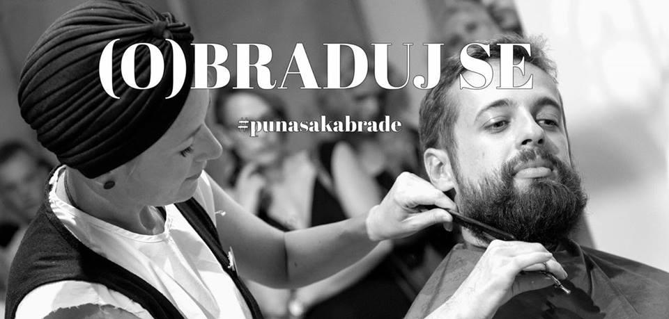 Photo of Traži se Najljepša brada Zagreba grada!