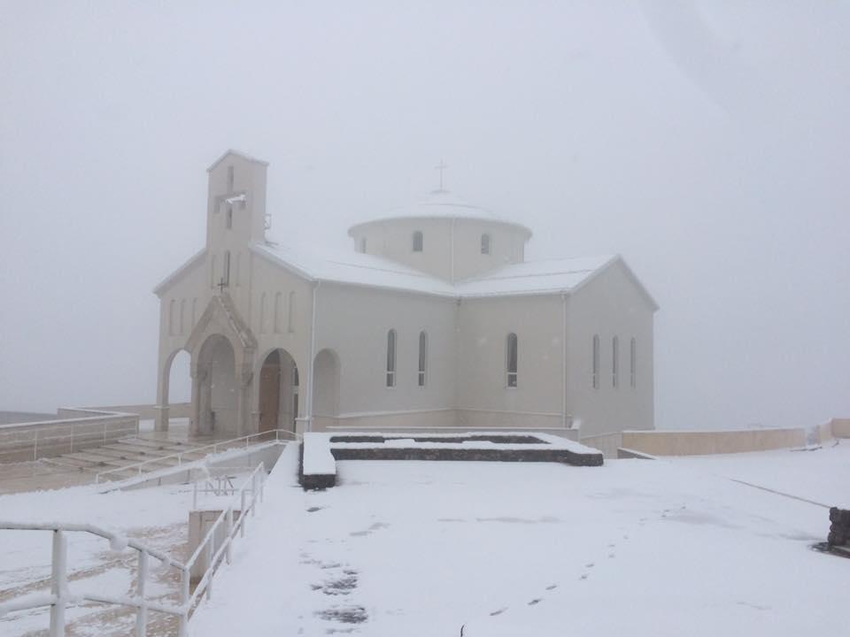 Photo of Bijela u bijelom: Crkva hrvatskih mučenika u Udbini