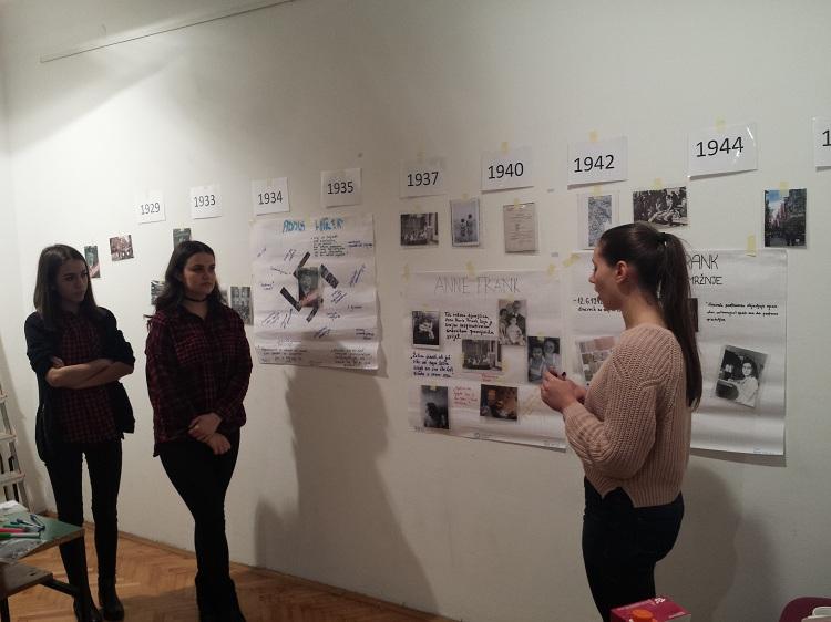 Photo of Gospićki gimnazijalci vode novu izložbu u Muzeju Like Gospić