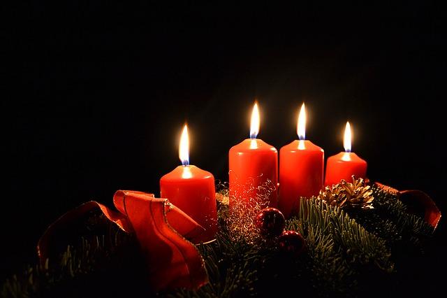 Photo of Svjetlo i četiri svijeće