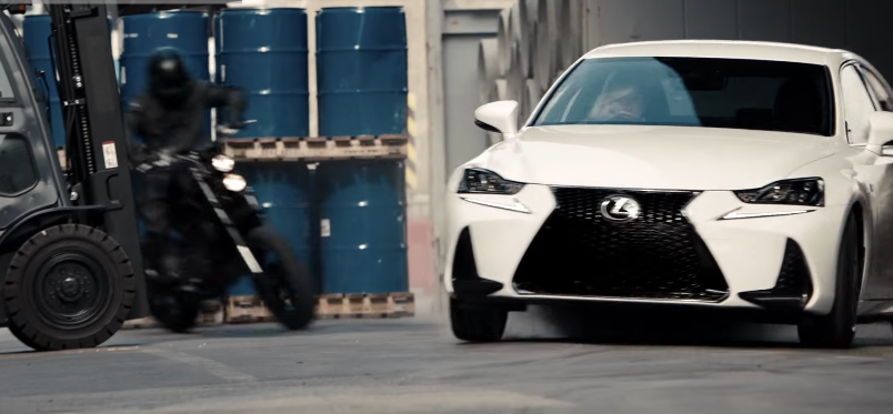 Photo of VIDEO U Rijeci snimljena reklama za Lexus!
