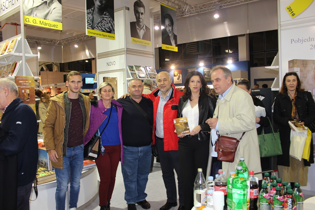 Photo of Sanela Vrkljan na Interliberu predstavila novu knjigu