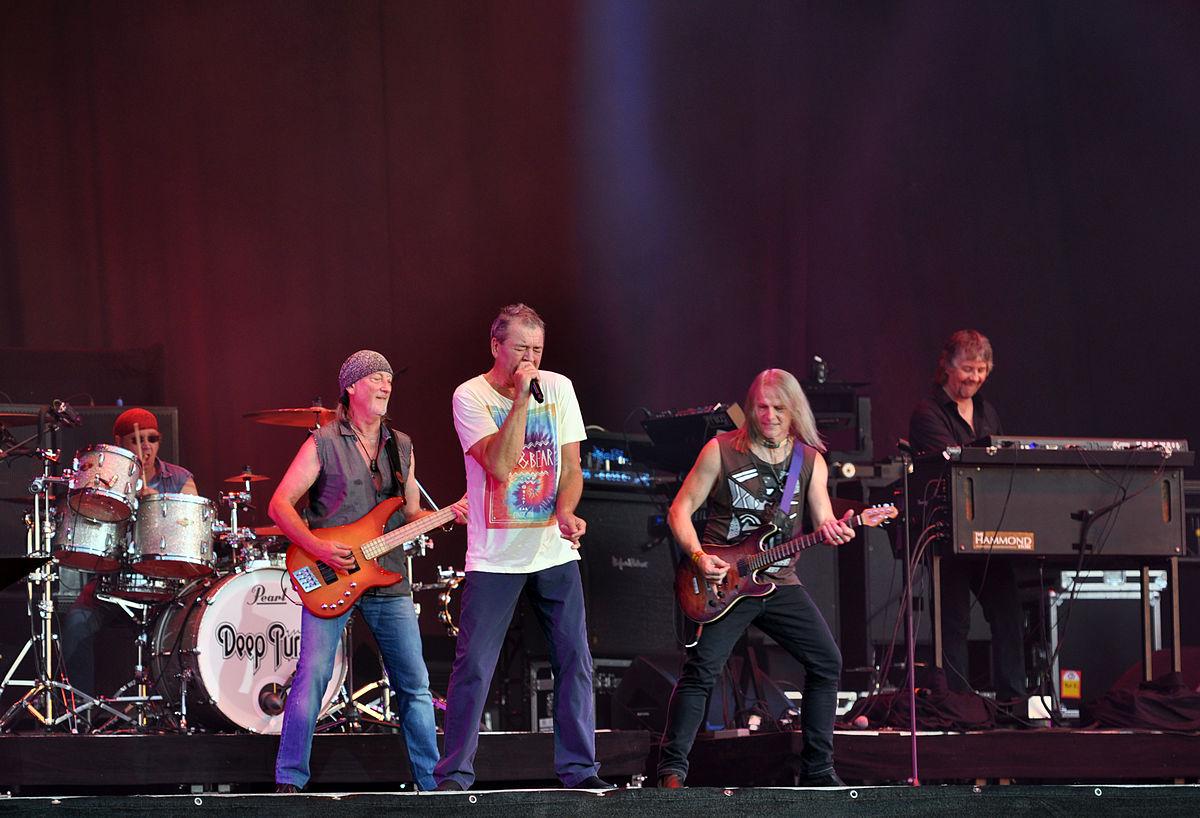 Photo of Deep Purple stiže u Zagreb!