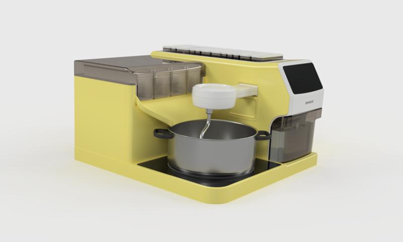 Photo of Hrvatski izum: Gammachef je robot koji kuha potpuno sam!