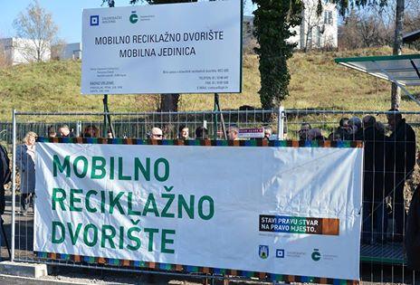 Photo of Peto mobilno reciklažno dvorište otvoreno u Zagrebu