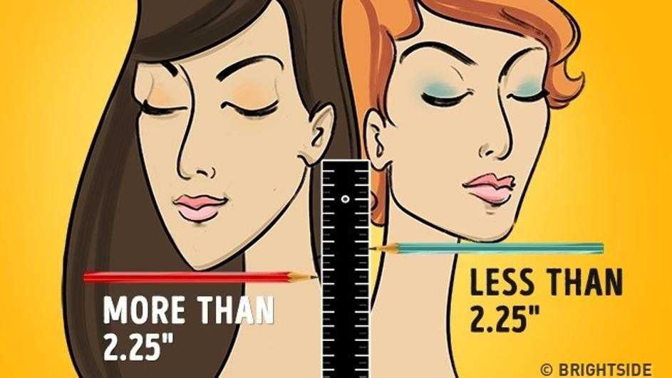Photo of Trik s olovkom otkriva pristaje li vam bolje duga ili kratka kosa