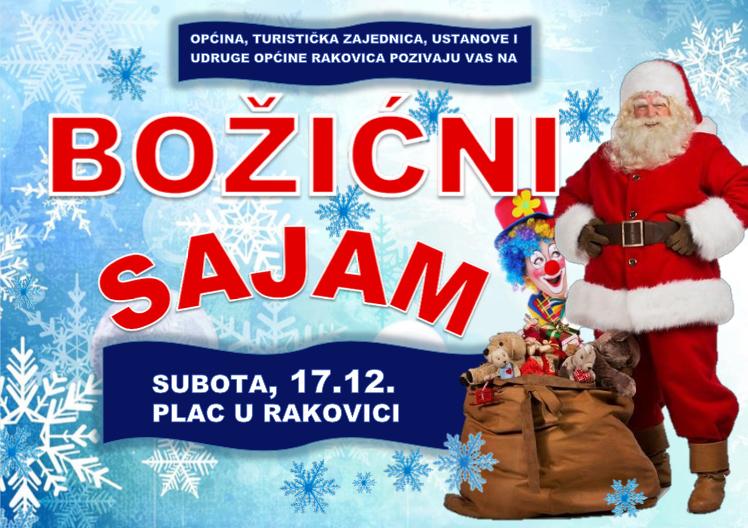 Photo of Vrijeme je za Božićni sajam u Rakovici! Donosimo program