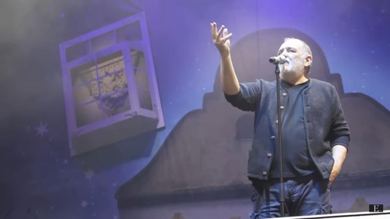 Photo of VIDEO: Đorđe Balašević oduševio prepunu zagrebačku Arenu
