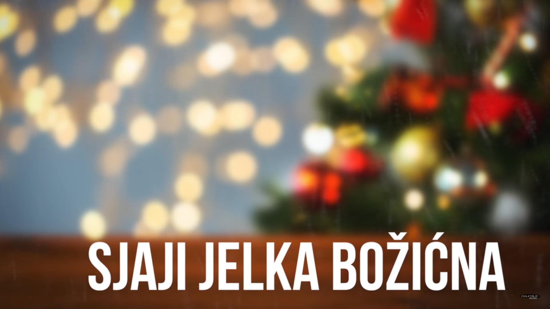 Photo of Nina Badrić, Massimo, Marko Tolja, Bane i sestre Husar snimili božićnu pjesmu