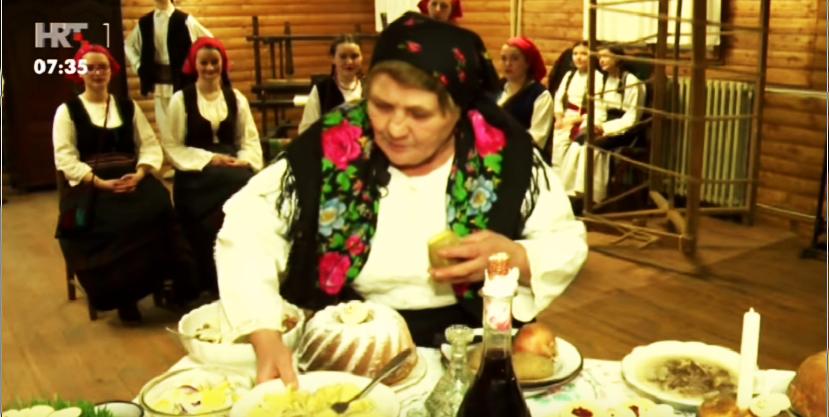 Photo of VIDEO Baka Ruža o božićnim običajima i gastronomiji IZ GACKE