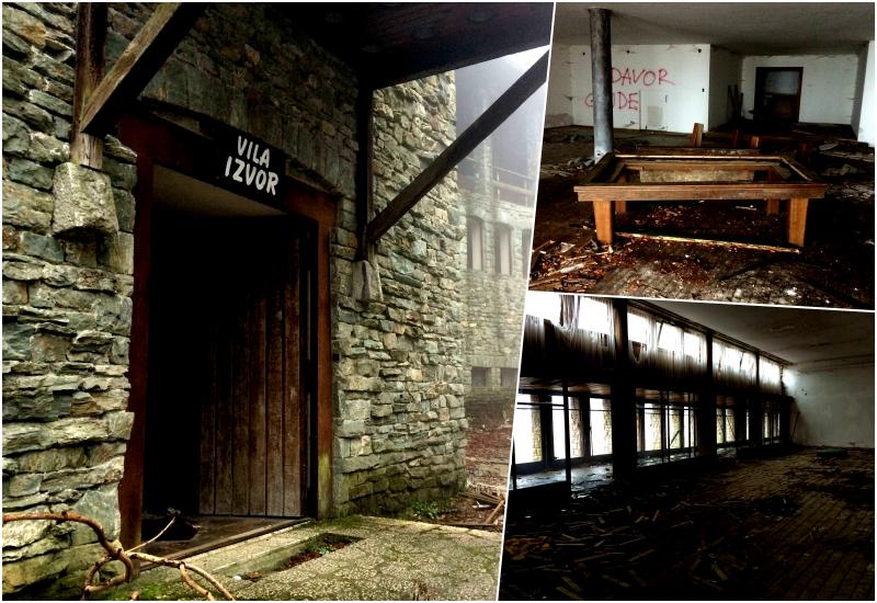 Photo of FOTO Titova vila na Plitvicama podlegla zubu vremena, ovako izgleda danas