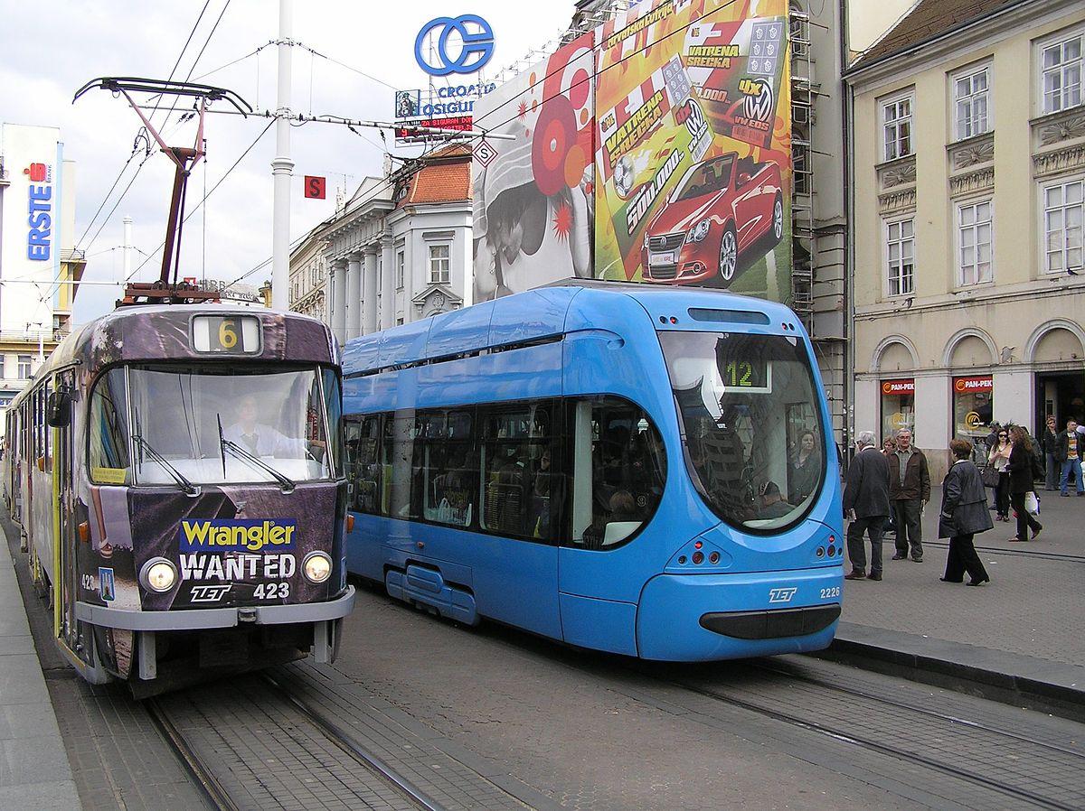 Photo of Novi projekt ZET-a: Uvodi se besplatni bežićni internet u tramvaje