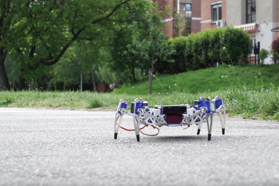 Photo of Riječki robot – pauk osvaja svijet!