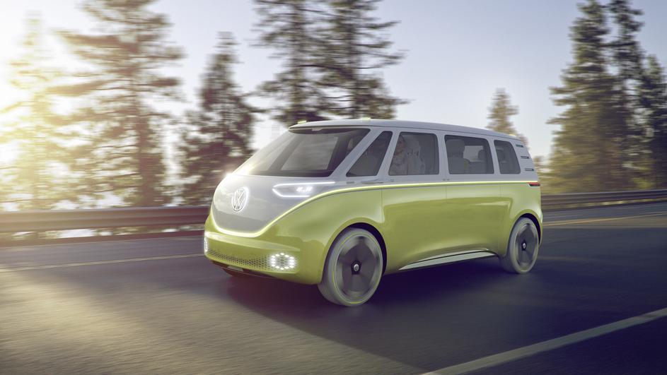 Photo of Legendarni Volkswagenov kombi prilagođen 21. stoljeću