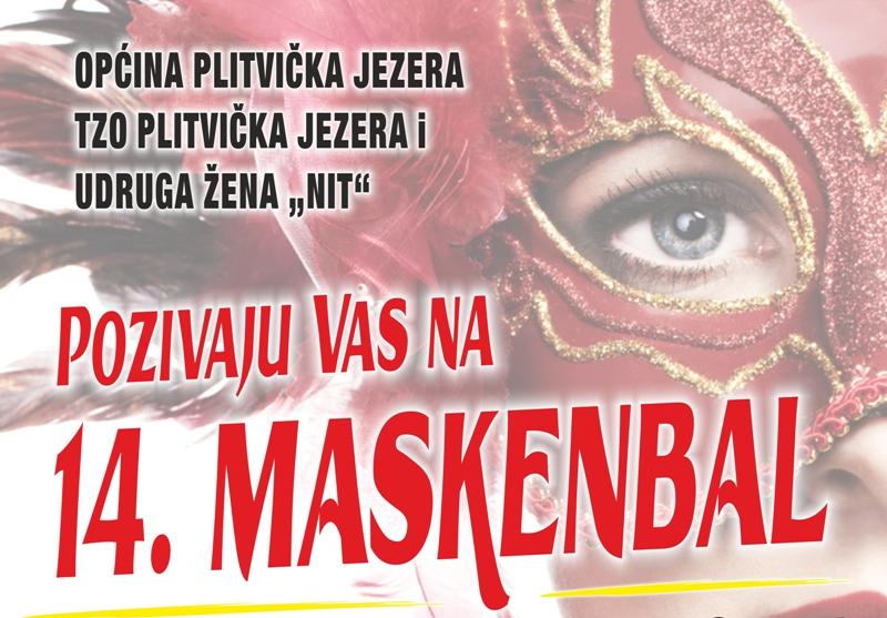 Photo of Turistička zajednica općine Plitvička Jezera vas poziva na 14. MASKENBAL u Korenici!