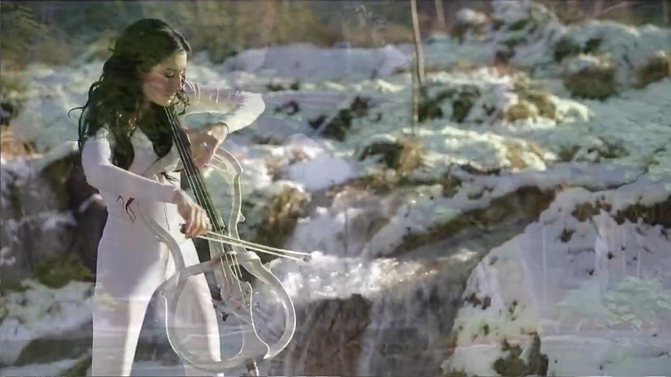 Photo of Snježna bajka na Plitvicama u novom spotu Ane Rucner