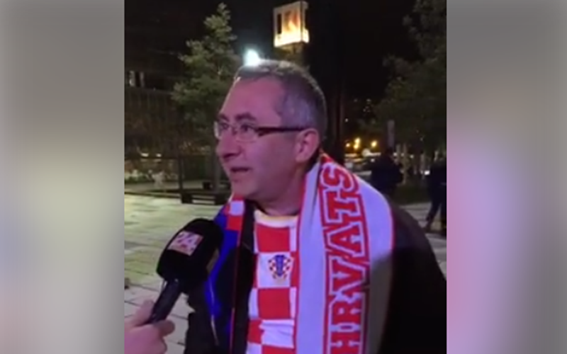 Photo of VIDEO Kakve veze s Likom ima Francuz koji navija za Hrvatsku?