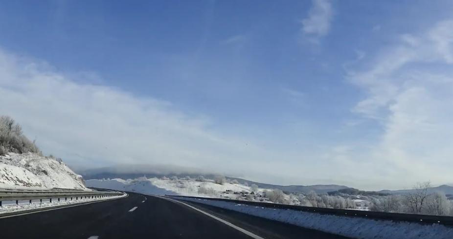 Photo of VIDEO Snimio timelapse – ovako izgleda put autocestom od Otočca do Zagreba!