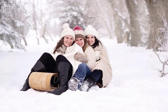 Photo of Znate li koliko kalorija troši sanjkanje, grudanje, čišćenje snijega?