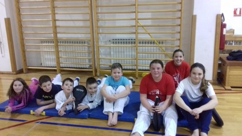 Photo of Taekwondo klub Lički Osik traži nove članove !