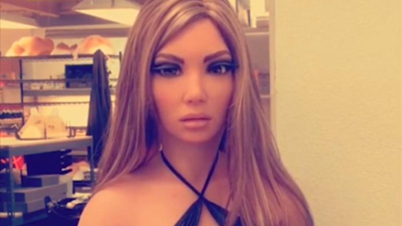 """Photo of VIDEO: Sredinom travnja stiže Harmony, prvi robot za seks s """"osjećajima"""""""