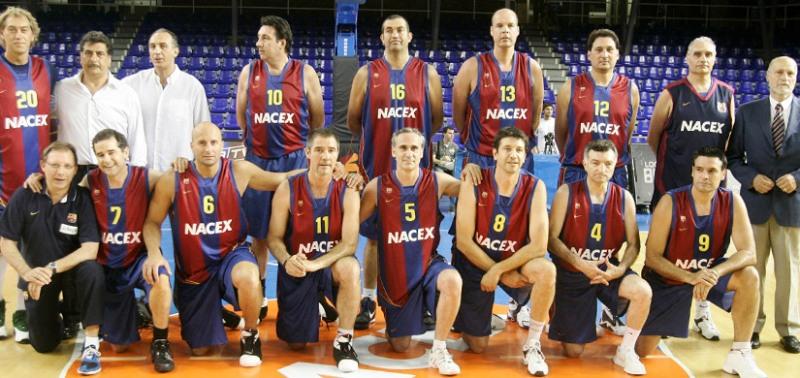 Photo of Košarkaški klub Samobor ugostit će veterane slavne Barcelone!