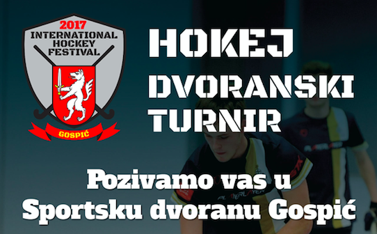 Photo of FESTIVAL dvoranskog hokeja u Gospiću! Posjetite International Hockey Festival 2017