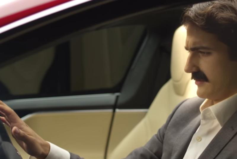 Photo of VIDEO: Nikola Tesla provozao Teslu!