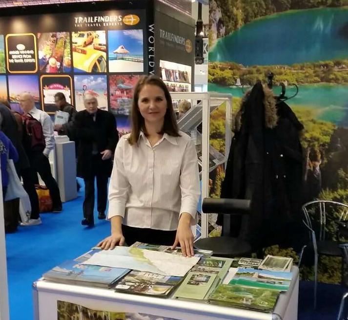 Photo of Turisti iz Velike Britanije upoznali Plitvička jezera na sajmu u Londonu!