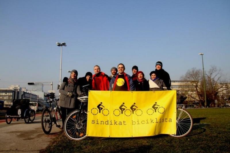 Photo of Zagrebački biciklisti brane prvo mjesto u zimskom bicikliranju na posao!