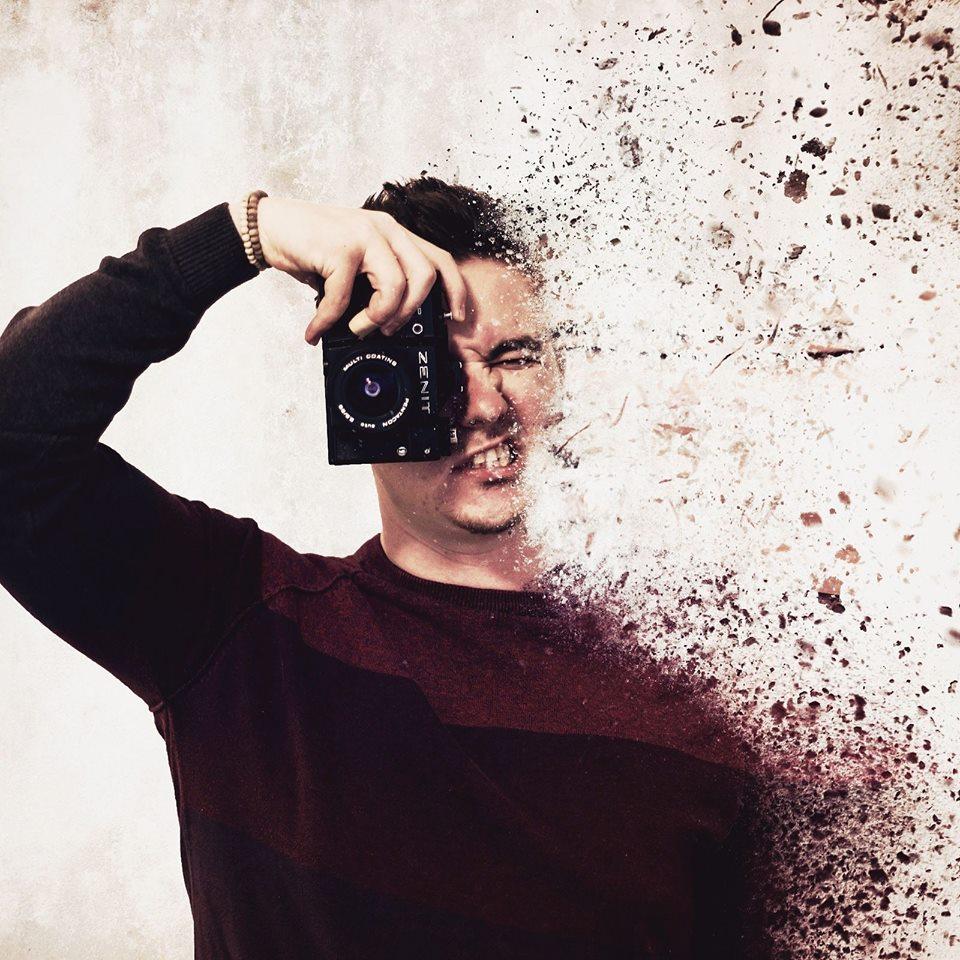 """Photo of Luka Vuković: """"Moć fotografa da nekog uvede u svoju priču i kadar je ključna"""""""