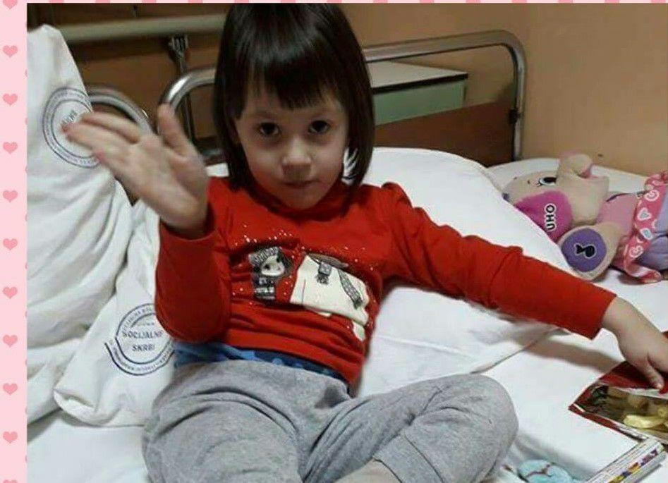 Photo of EMA IZ VRHOVINA treba vašu pomoć! Pomozite djevojčici da potrči