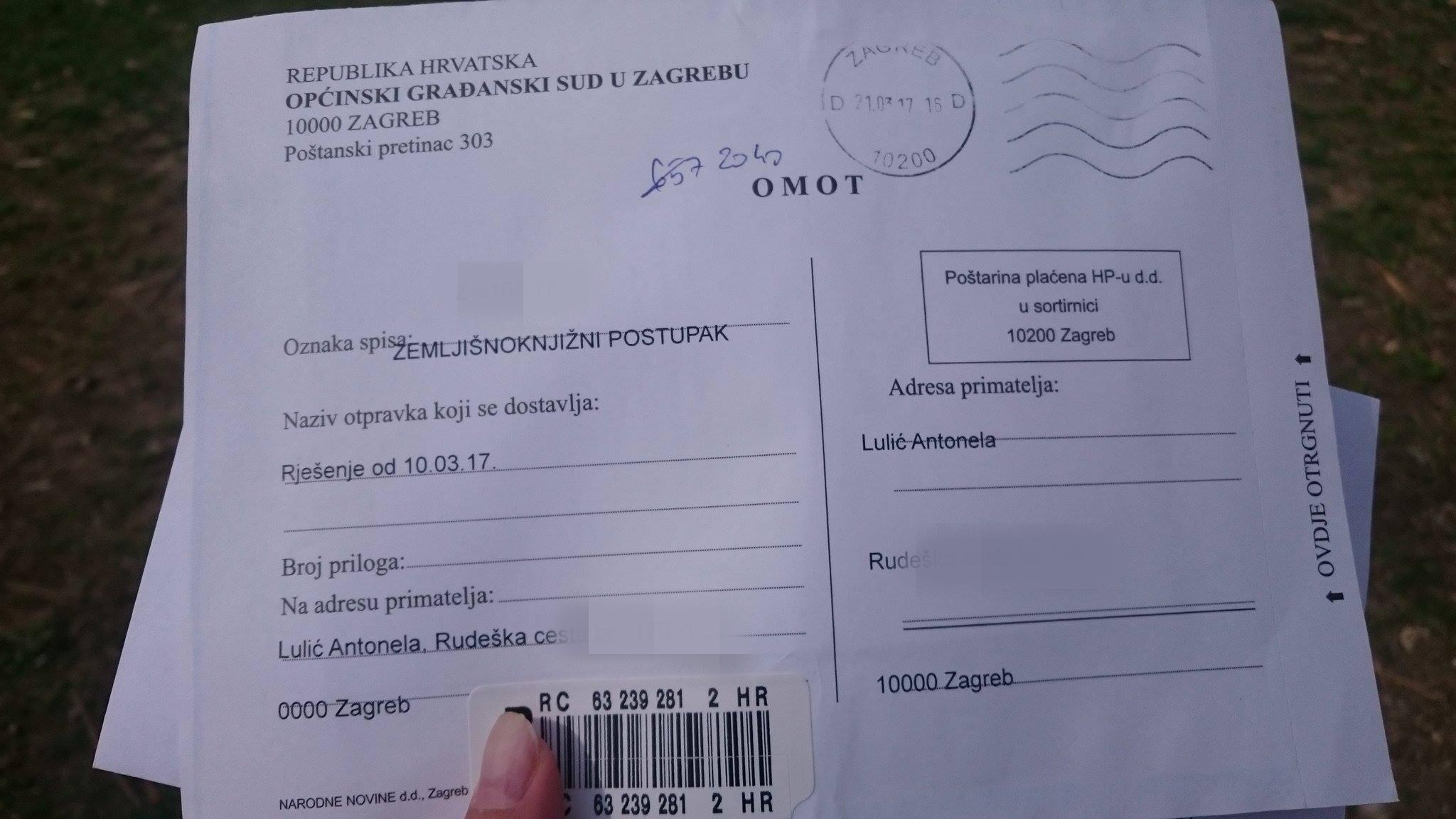 """Photo of KĆER OVO NIJE ZASLUŽILA """"Otac milijunaš tjera mene i bolesnu majku iz stana!"""""""