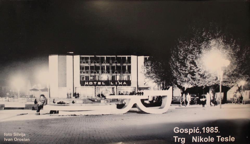 Photo of Ovako je izgledao glavni gospićki trg davne 1985. godine