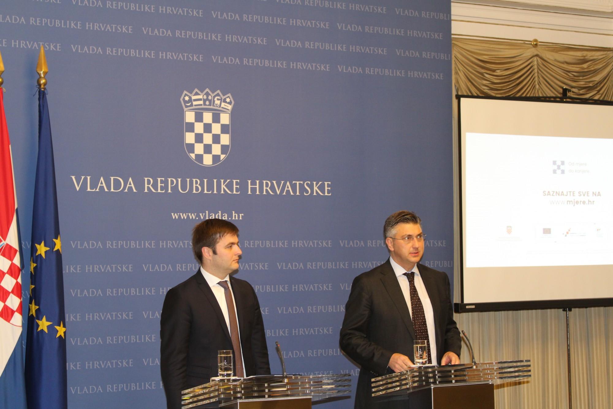 Photo of OD MJERE DO KARIJERE Predstavljene mjere aktivne politike zapošljavanja