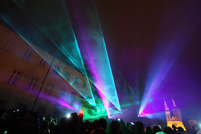 Photo of PREKRASNO! Festival svjetla u Zagrebu preselio na Gornji grad