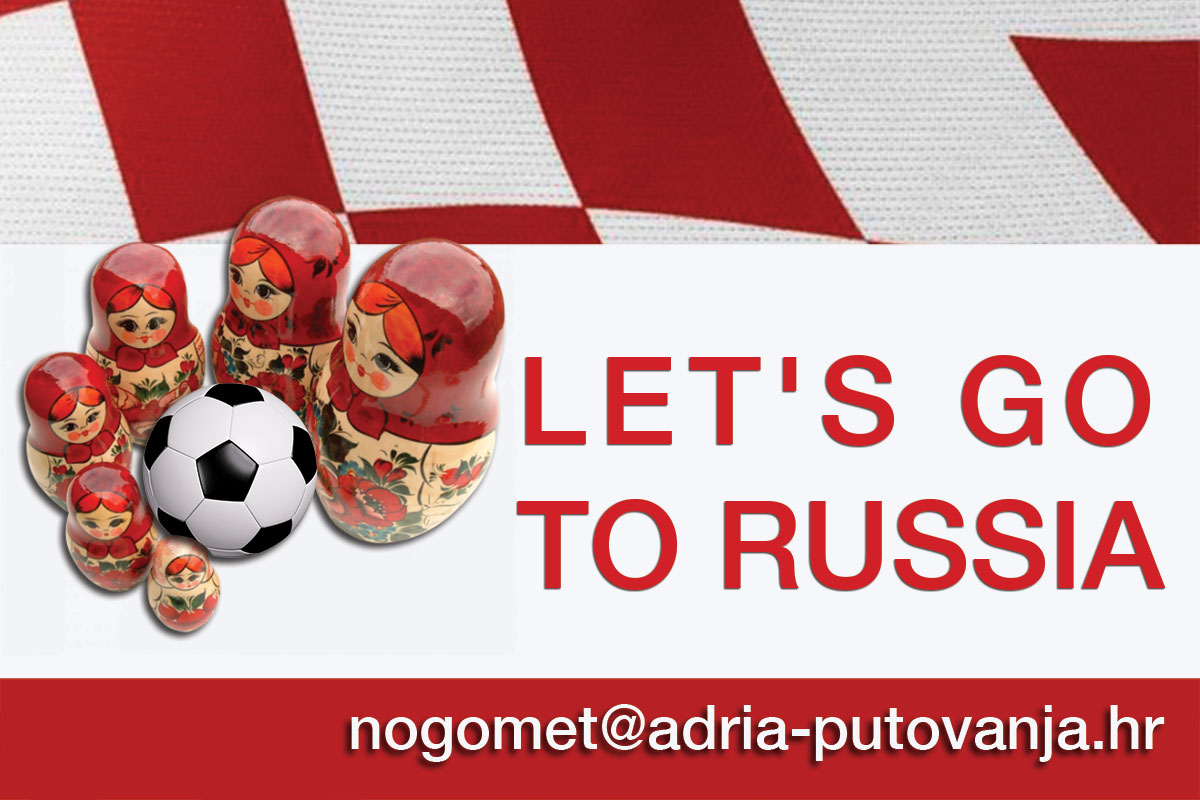 Photo of Putujte na Svjetsko nogometno prvenstvo s agencijom ADRIA PUTOVANJA!