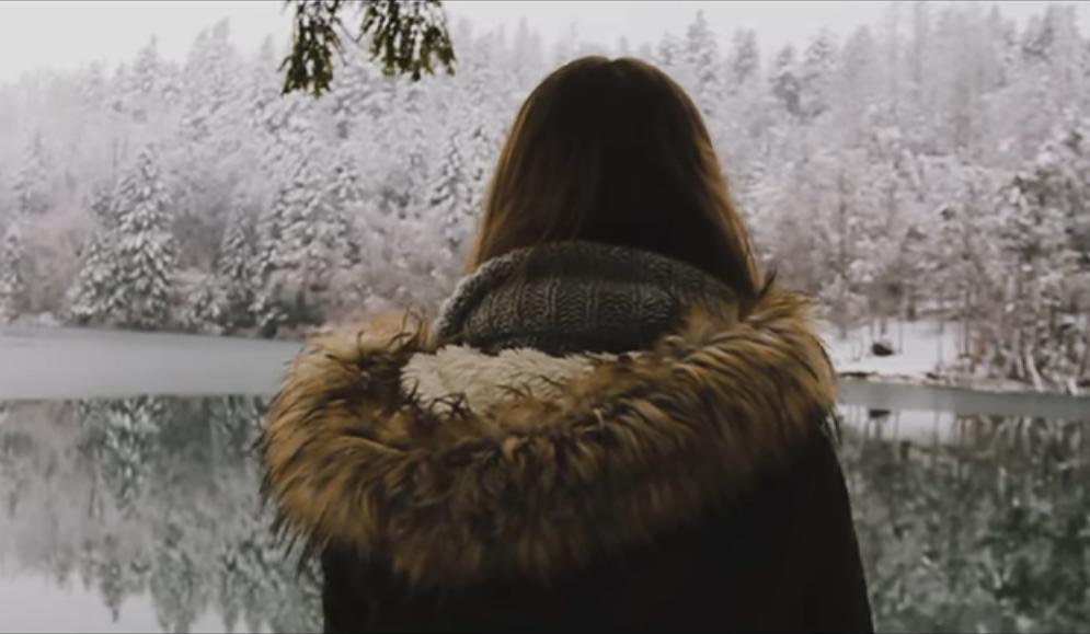 Photo of Zimska bajka u Gorskom Kotaru: Nećete vjerovati da je ovaj video snimljen u Hrvatskoj!