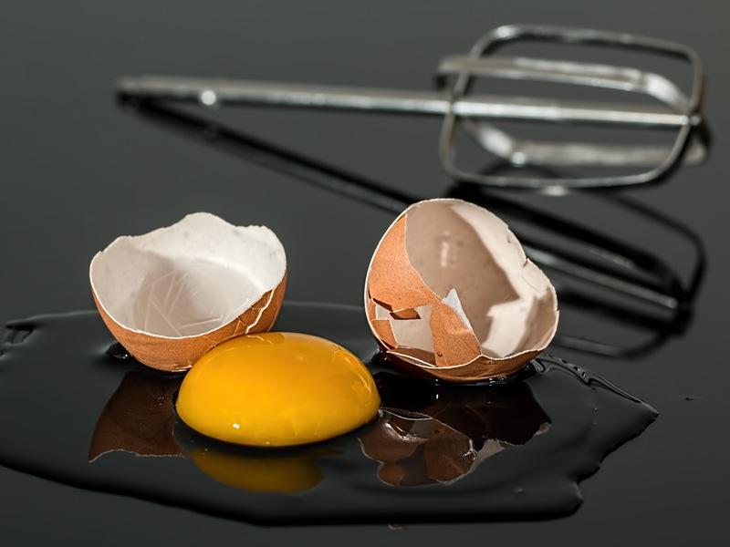 Photo of Zašto žumanjak jajeta ponekad ima krvavu mrlju?