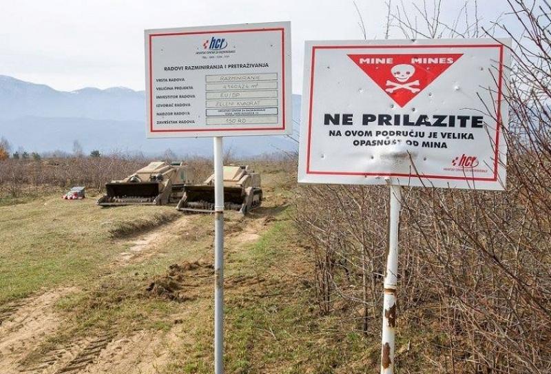 Photo of Nastavlja se projekt razminiranja poljoprivrednih zemljišta u Lici