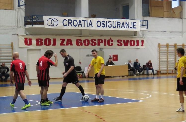 Photo of Veteranska igra u Gospiću došla do polufinalnog dana