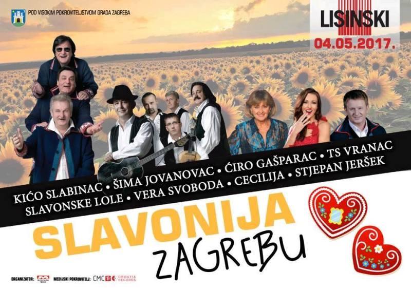 "Photo of Koncert ""Slavonija Zagrebu"" u Lisinskom"