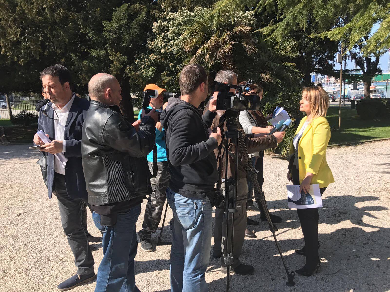 Photo of Bulešić nova kandidatkinja za Istarsku županicu