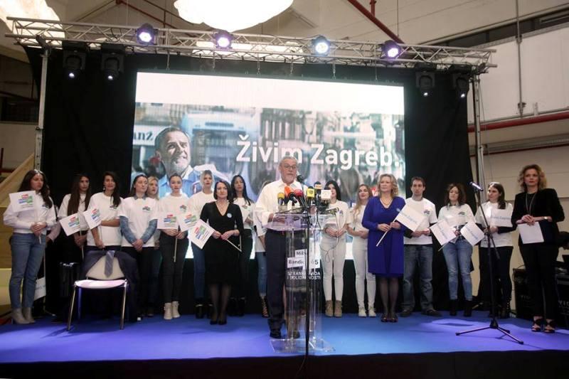Photo of Milan Bandić predstavio 11 projekata za novi mandat