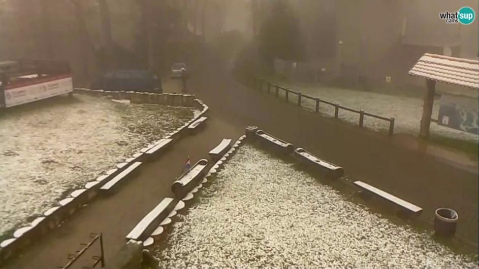 Photo of Stiglo zahlađenje, na Sljemenu pao snijeg!