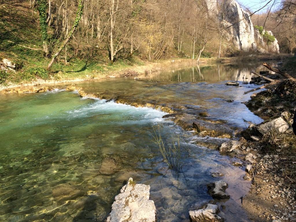 Photo of FOTO Kanjon Korane – rijeka ljepotica kao granica dviju županija