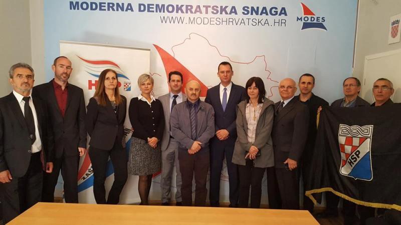 Photo of MODES na izbore sa HSP-om